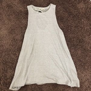 Billabong Sleeveless Striped Dress